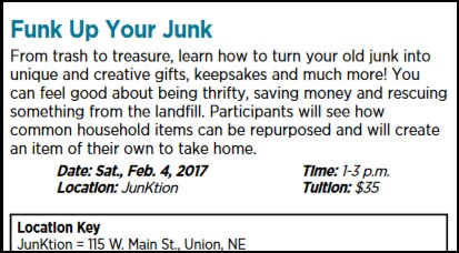 FunkUpYourJunk.Winter2017