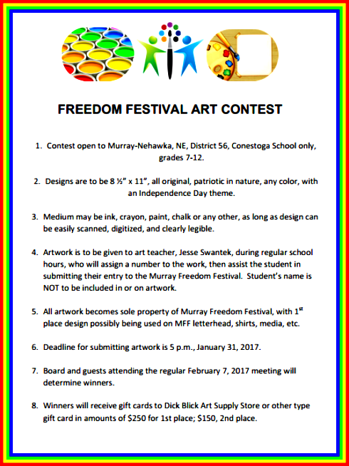 MFF ART CONTEST