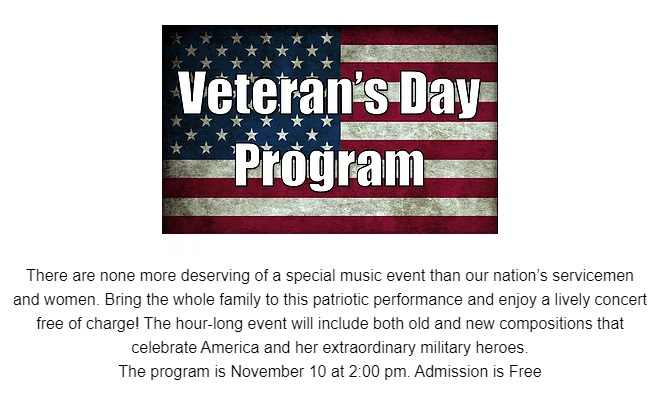 Lofte veterans event